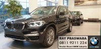 Jual X series: All New BMW X3 2.0i Luxury 2019 Ready Stock Dealer Resmi BMW Astra