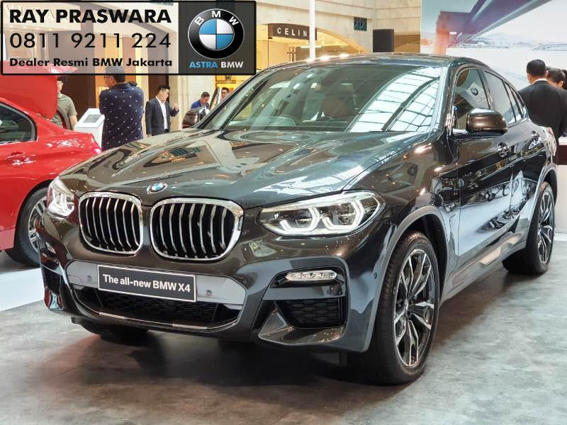 x series all new bmw x4 m sport 2019 dealer resmi bmw astra jakarta. Black Bedroom Furniture Sets. Home Design Ideas