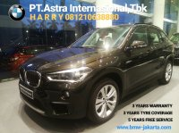X series: Jual BMW F48 X1 sDrive 18i Dynamic 2018, Special Price