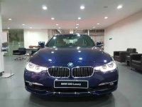 Jual 3 series: BMW 320i luxury mediterania blue 2018