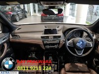 X series: Ready Stock All New BMW X1 1.8i xLine 2019 Available For Test Drive (interior new bmw x1 mocca 2018.jpg)
