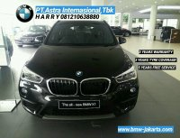 X series: Jual New BMW F48 X1 sDrive 18i Dynamic 2018, LAST STOCK