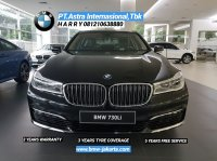 7 series: INFO JUAL NEW BMW 730 Li 2018
