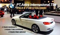 4 series: INFO JUAL NEW BMW F32 430 CONVERTIBLE SPORT, LAST STOCK