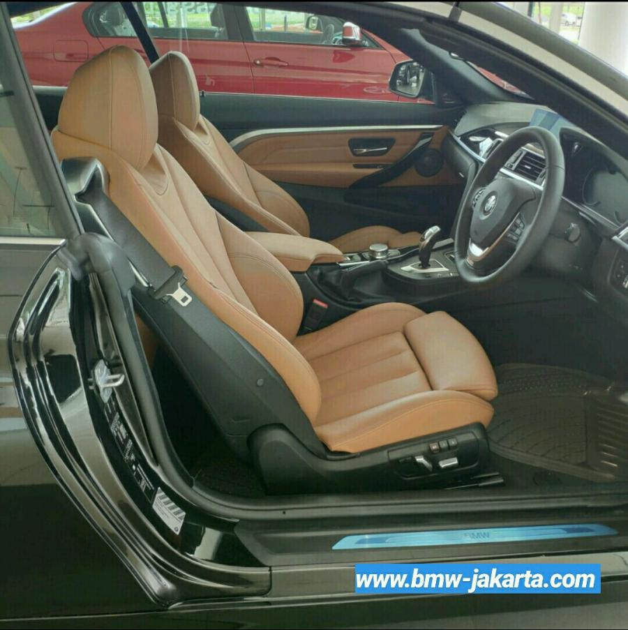 4 Series: INFO JUAL NEW BMW F32 430 CONVERTIBLE SPORT