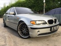 "Jual 3 series: BMW 318i E46 Facelift th 2002 R19"" Belang dan Celong"