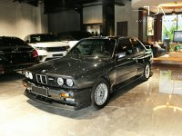 Jual M series: BMW M3 E30 Evolution 1 -1989 (Stir Kiri)