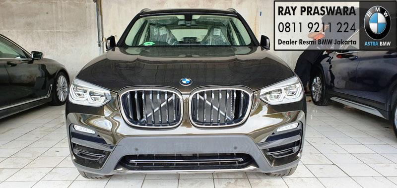 BMW X Series >> X Series Info Harga All New Bmw X3 Sdrive 2019 Free Service