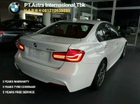 3 series: JUAL NEW BMW F34 330i EDITION M SPORT SHADOW, BEST PRICE