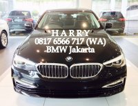 5 series: JUAL NEW BMW G30 520i LUXURY, HARGA SPESIAL