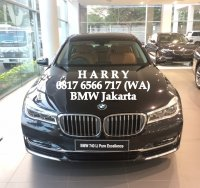 7 series: INFO JUAL NEW BMW G12 740 Li 2018, HARGA SPESIAL