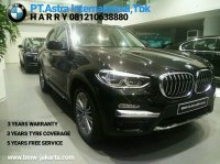 X series: INFO JUAL NEW BMW G01 X3 SDrive 20i, BEST PRICE