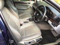 "3 series: BMW 323i E46 thn 2000 KM 70rb ""Head Unit Mahal"" (Interior Depan.jpg)"