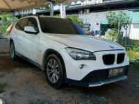 Jual 1 series: BMW tipe X1 warna putih