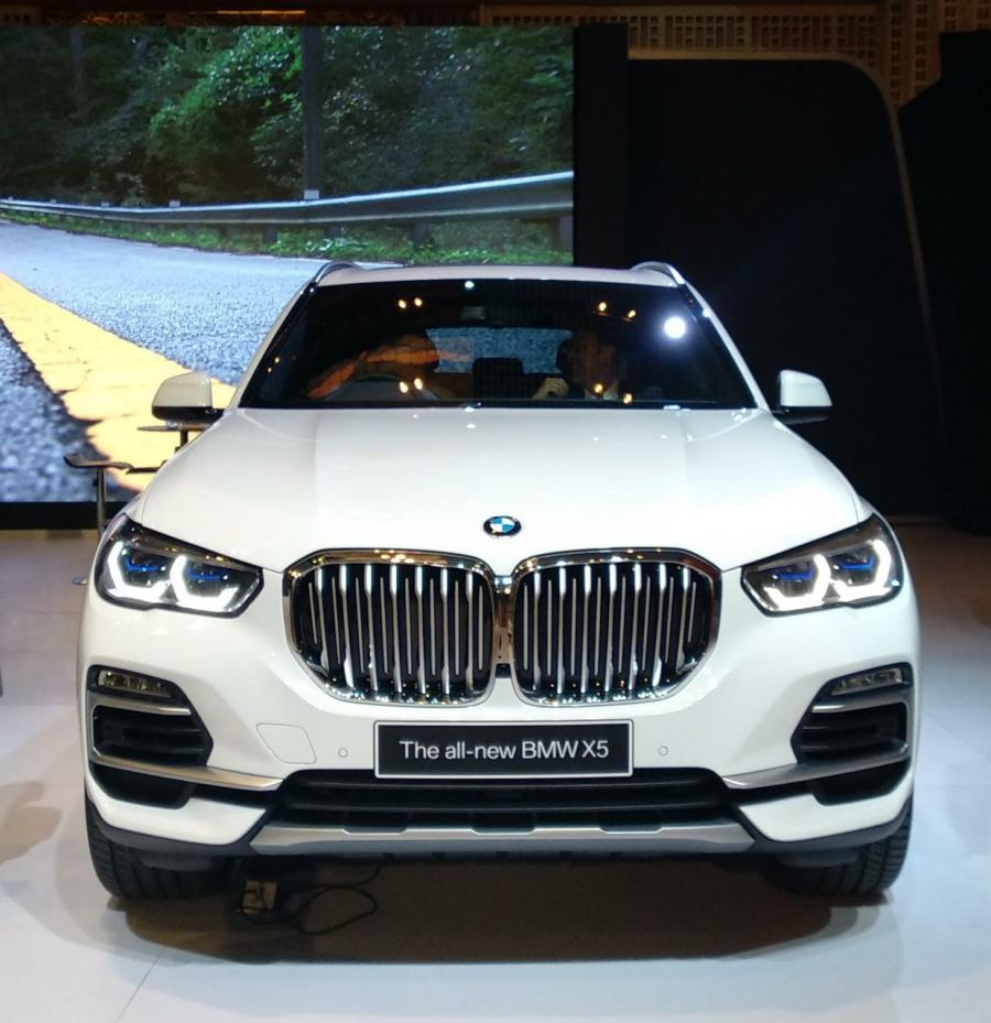 BMW X Series >> X Series Ready For Order The All New Bmw X5 Mobilbekas Com