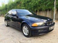 "3 series: BMW 318i E46 thn 2001 M43 ""Prefacelift"""