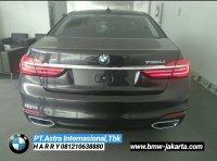 7 series: INFO JUAL NEW BMW G12 730 Li, JAMINAN HARGA TERBAIK NIK 2018