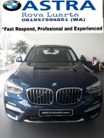 Jual X series: Harga Allnew BMW X3 2019 Ready and  Limited Stock
