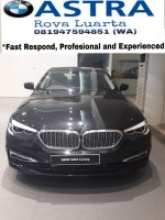 Jual 5 series: Harga bmw 520i luxury 2019 Best Price Special Cash Back