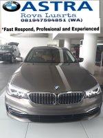 5 series: Jual BMW 520i 2019 TDP Hanya 84 Juta Saja All IN