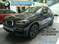 X series: JUAL ALL NEW BMW X4 xDrive 28i MSport 2019, LIMITED STOCK
