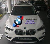 X series: JUAL NEW BMW F48 X1 sDrive 18i xLine 2019, HANYA HARGA TERBAIK