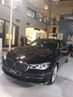 7 series: harga bmw 730li 2019 Last Stok Unit NIK 2018