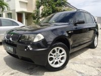 "X series: BMW X3 4x4 AT E83 M54 2500cc thn 2004 Pajak Hidup ""100% Full Orisini (Depan Kiri.jpg)"