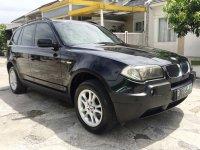 "X series: BMW X3 4x4 AT E83 M54 2500cc thn 2004 Pajak Hidup ""100% Full Orisini (Depan Kanan.jpg)"
