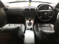 """X series: BMW X3 4x4 AT E83 M54 2500cc thn 2004 Pajak Hidup """"100% Full Orisini (Dasboard.jpg)"""