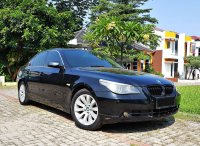 Jual 5 series: BMW 530i E60 Th2006/05 Warna Briliant Black