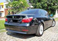 5 series: BMW 530i E60 Th2006/05 Warna Briliant Black (2c894981-53e6-4da8-b303-f122abcfde81.jpg)