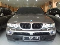 Jual X series: BMW X5 30i AT Tahun 2004 Automatic