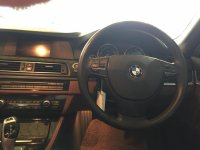Jual 5 series: BMW 520i A/T 2.0 Turbo executive 2013