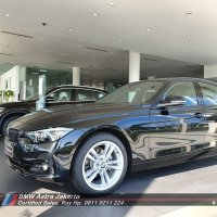 Jual 3 series: Promo New BMW 320i Sport Shadow 2019 - Bunga 0% Free Extend Warranty