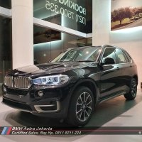 Jual X series: Promo GIIAS New BMW X5 3.5i xLine 2019 - Bunga 0% Free Extend Warranty