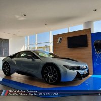 Jual Best Price New BMW I8 Coupe Special Offer Nik 2017- BMW Astra Cilandak