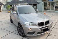 Jual X series: 2013 BMW X3 X-drive 2.0 Panoramic Black Matic Antik TDP 116 JT