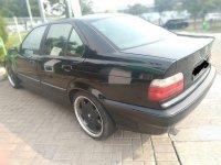 Jual 3 series: BMW 320i M52 engine tahun 1995 interior rapih jok kulit original mulus