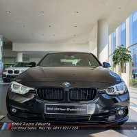 3 series: New BMW 320i Sport Shadow 2019 - Promo GIIAS Harga Terbaik BMW ASTRA