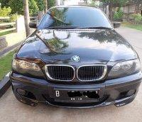 Jual 3 series: BMW E46 318i Hitam 2004