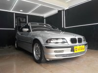 Jual BMW 3 Series 318i 2001 AT SIlver