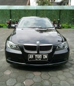 3 series: Dijual BMW 320 2005 Black Metallic, lokasi Sleman/Jogja Terawat
