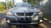 Jual 3 series: BMW 320i E90 Tahun 2005 (Ebony Mobilindo)