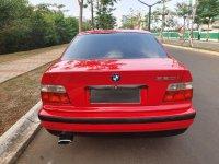 Jual 3 series: BMW E36 320I 1995 Merah