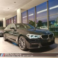 Jual 5 series: All New BMW 530i M Sport 2019 Ready Stock Dealer BMW Jakarta