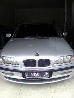 Jual 3 series: bmw 318i automatic thn 2000