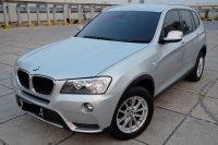 Jual X series: 2011 BMW X3 X-Drive 2.0D matic Antik suv Warna silver TDP 40JT