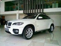 Jual X series: BMW X6 3.5i tahun 2012