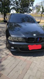 Jual 5 series: BMW 520i 2003 E39 AT Istimewa